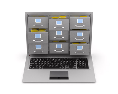 gestione archivio lojei